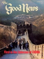 What is the Savior's Name? Good News Magazine February 1980 Volume: VOL. XXVII, NO. 2 Issue: ISSN 0432-0816