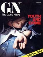 UPDATE: Youth Opportunities United Good News Magazine March 1976 Volume: Vol XXV, No. 3
