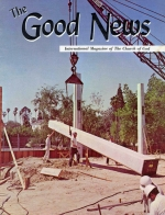 The Bible Answers Your Questions Good News Magazine April-May 1965 Volume: Vol XIV, No. 4-5