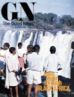 UPDATE: Open door through Black Africa Good News Magazine April 1974 Volume: Vol XXIII, No. 4