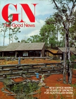 Coping with Loneliness Good News Magazine April 1976 Volume: Vol XXV, No. 4