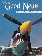 Visit To Mt. Sinai - Part 1 Good News Magazine May-June 1971 Volume: Vol XX, No. 2
