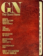 The Church in Action Good News Magazine May 1975 Volume: Vol XXIV, No. 5