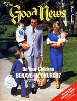 Why Boaz Took Ruth to Wife Good News Magazine May 1981 Volume: Vol XXVIII, No. 5 Issue: ISSN 0432-0816
