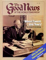 Pentecost in God's Master Plan Good News Magazine May 1985 Volume: VOL. XXXII, NO. 5