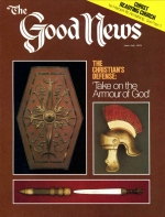 The Parables of Jesus: FOR DISCIPLES ONLY Good News Magazine June-July 1979 Volume: Vol XXVI, No. 6 Issue: ISSN 0432-0816