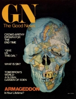 Armageddon in Your Lifetime? Good News Magazine July 1975 Volume: Vol XXIV, No. 7