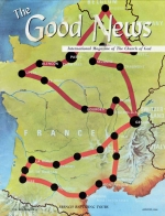 HERE'S HOW TO - Think Positively God's Way Good News Magazine August 1964 Volume: Vol XIII, No. 8