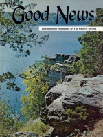 It DOES Matter Which Days We Observe! Good News Magazine August 1969 Volume: Vol XVIII, No. 8
