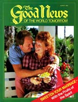 Unconditional Surrender! Good News Magazine August 1985 Volume: VOL. XXXII, NO. 7