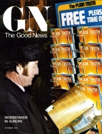 Yes, God's Holy Days Are Up-To-Date in the Space Age Good News Magazine October 1974 Volume: Vol XXIII, No. 10