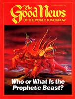 Prove All Things: The Christian Calling Good News Magazine October-November 1985 Volume: VOL. XXXII, NO. 9