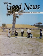 Are You STILL Counting the Cost? Good News Magazine November 1963 Volume: Vol XII, No. 11