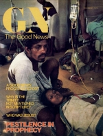 Christians In Deed? Good News Magazine November 1975 Volume: Vol XXIV, No. 11