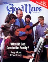 Your Child's Incredible Potential - Are You Helping Him Achieve It? - Part 2 Good News Magazine December 1981 Volume: Vol XXVIII, No. 10 Issue: ISSN 0432-0816