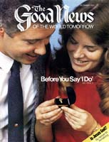 How to Truly Honor Your Parents Good News Magazine December 1982 Volume: VOL. XXIX, NO. 10