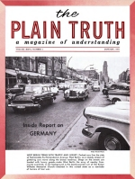 The SEVEN LAWS of SUCCESS – Installment I Plain Truth Magazine January 1961 Volume: Vol XXVI, No.1 Issue:
