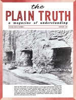 The Bible Story - Scouts Report Seeing Giants! Plain Truth Magazine January 1962 Volume: Vol XXVII, No.1 Issue: