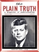 Plain Truth Magazine January 1964 Volume: Vol XXIX, No.1 Issue: