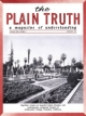 Plain Truth Magazine January 1965 Volume: Vol XXX, No.1 Issue: