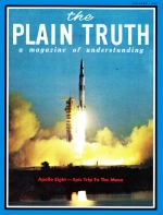 What Price HONOR? Plain Truth Magazine January 1969 Volume: Vol XXXIV, No.1 Issue: