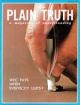 Plain Truth Magazine January 1973 Volume: Vol XXXVIII, No.1 Issue: