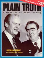 WILL THE REAL CRIMINAL PLEASE STAND UP? Plain Truth Magazine January 1975 Volume: Vol XL, No.1 Issue: