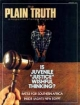 Plain Truth Magazine January 1977 Volume: Vol XLII, No.1 Issue: