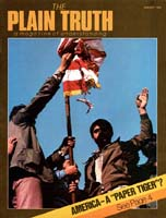 Northern Ireland: The Unwanted War Plain Truth Magazine January 1980 Volume: Vol 45, No.1 Issue: ISSN 0032-0420
