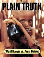 NEW VATICAN DRIVE FOR WORLD PEACE Plain Truth Magazine January 1983 Volume: Vol 48, No.1 Issue: