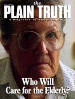 WHAT IS MAN? What Makes Him Unique? Plain Truth Magazine January 1985 Volume: Vol 50, No.1 Issue: