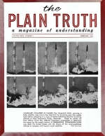 Is it a SIN to Smoke? Plain Truth Magazine February 1958 Volume: Vol XXIII, No.2 Issue: