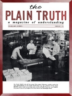 Where Did St. Valentine's Day Come From? Plain Truth Magazine February 1959 Volume: Vol XXIV, No.2 Issue: