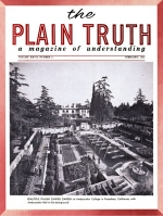 Financial Security for YOU! Plain Truth Magazine February 1962 Volume: Vol XXVII, No.2 Issue: