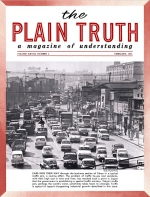 Why Study the Bible in the SPACE AGE? Plain Truth Magazine February 1963 Volume: Vol XXVIII, No.2 Issue: