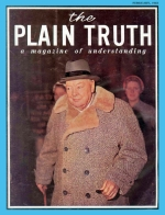 Personal from the Editor Plain Truth Magazine February 1965 Volume: Vol XXX, No.2 Issue: