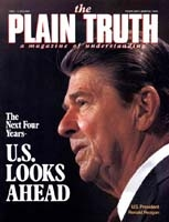 Understanding World Events and Trends Plain Truth Magazine February-March 1985 Volume: Vol 50, No.2 Issue: