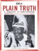 Plain Truth Magazine March 1964 Volume: Vol XXIX, No.3 Issue: