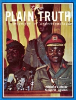 Recent Events foretell The Destiny of SPAIN Plain Truth Magazine March 1970 Volume: Vol XXXV, No.03 Issue: