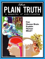 What the World Needs Now is PEACE... Plain Truth Magazine March-April 1972 Volume: Vol XXXVII, No.3 Issue: