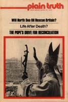 NATO-THE CRUMBLING ALLIANCE Plain Truth Magazine March 22, 1975 Volume: Vol XL, No.5 Issue: