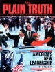 Plain Truth Magazine March 1981 Volume: Vol 46, No.3 Issue: ISSN 0032-0420