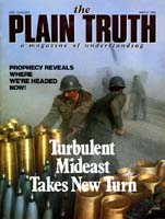 Otto von Habsburg MAN WITH A MISSION Plain Truth Magazine March 1984 Volume: Vol 49, No.3 Issue: