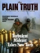 Plain Truth Magazine March 1984 Volume: Vol 49, No.3 Issue: