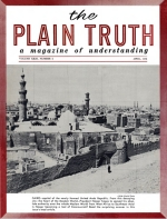 Does EASTER Commemorate the Resurrection? Plain Truth Magazine April 1958 Volume: Vol XXIII, No.4 Issue: