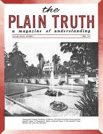 The NEW GERMANY - Is It DANGEROUS? Plain Truth Magazine April 1963 Volume: Vol XXVIII, No.4 Issue: