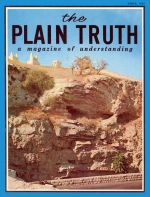 Personal from the Editor Plain Truth Magazine April 1965 Volume: Vol XXX, No.4 Issue: