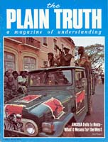 A case against PORNOGRAPHY Plain Truth Magazine April-May 1976 Volume: Vol XLI, No.4 Issue: