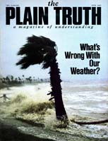CAMEROON Not Just Another Country! Plain Truth Magazine April 1983 Volume: Vol 48, No.4 Issue: