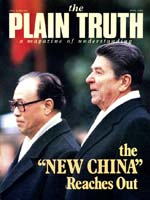 Why No Subscription Price? Plain Truth Magazine April 1984 Volume: Vol 49, No.4 Issue:
